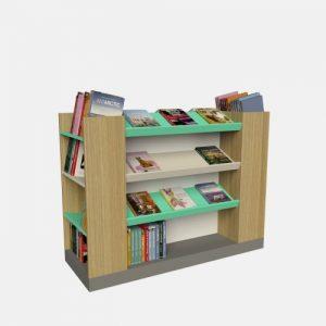 επιπλα βιβλιοπωλειου
