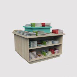 επίπλωση βιβλιοπωλείου