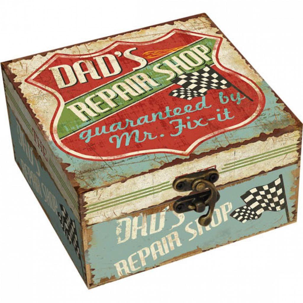 vintage κουτι αποθηκευσης και διακοσμησης