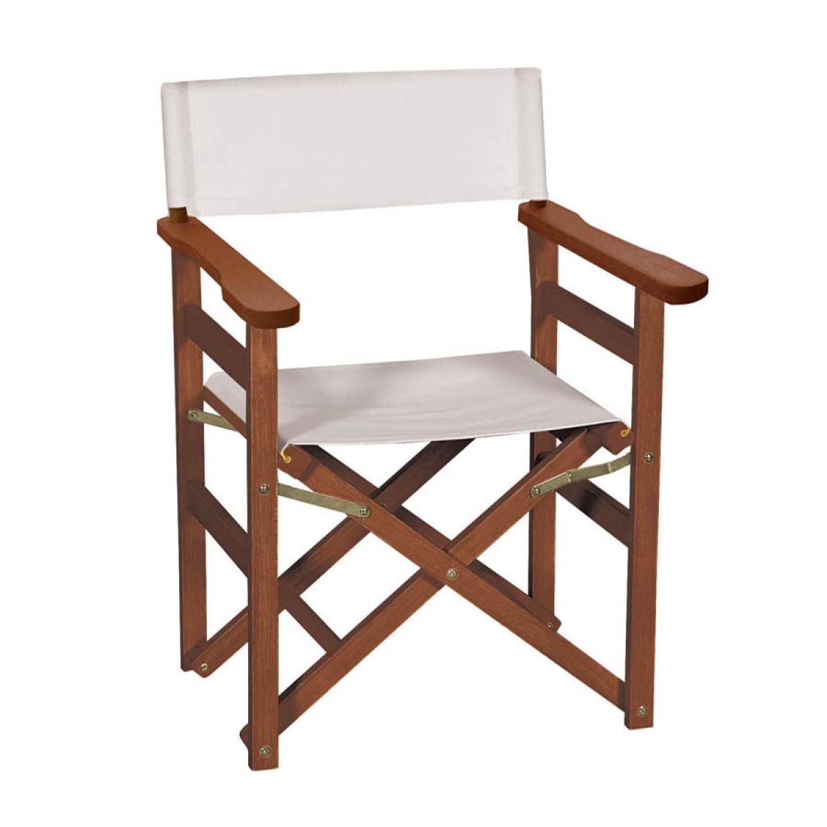 καρεκλες σκηνοθετη λευκο χρωμα