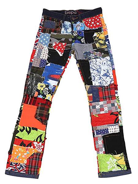 Colored Slim Jean