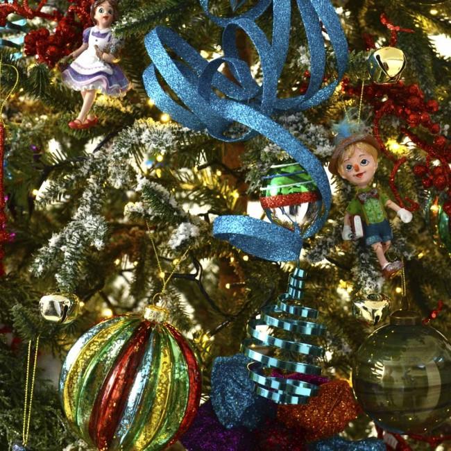 χριστουγεννιατικο δεντρο fairytale