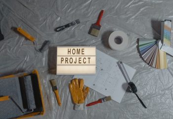 βάψιμο σπιτιού project